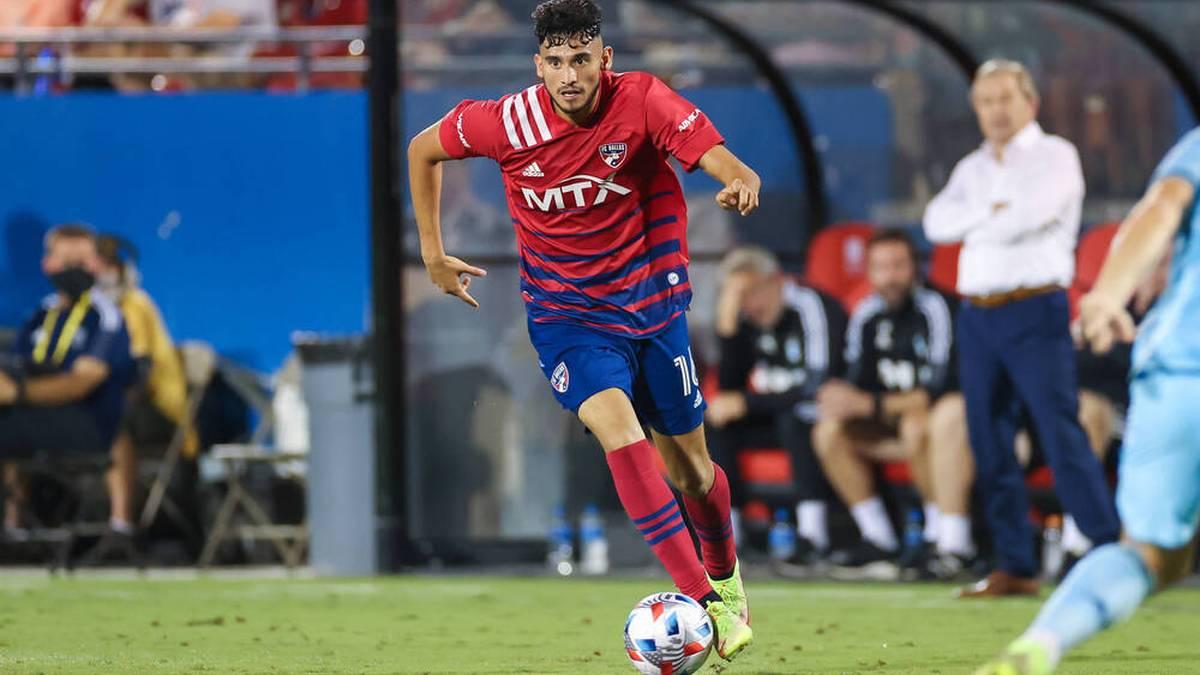 Ricardo Pepi erzielte in dieser Saison 13 Tore in 27 Spielen für den FC Dallas