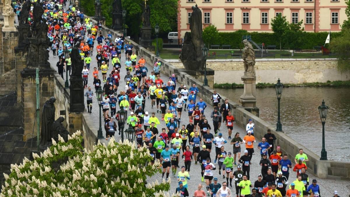 Der Marathon in Prag ist erneut abgesagt