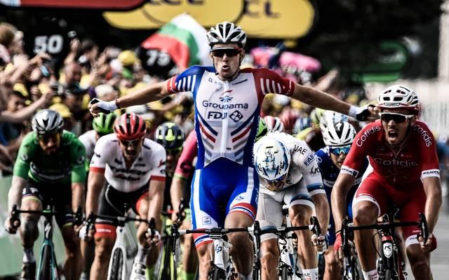 CYCLING-FRA-TDF2018-LINE