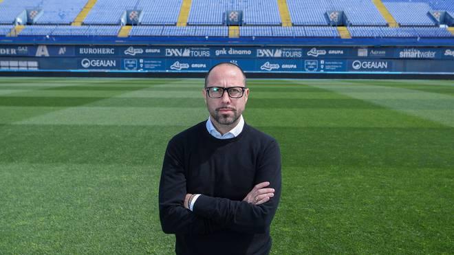 Igor Jovicevic ist nun Trainer von Dinamo Zagreb
