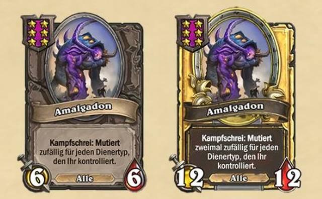 Die neue Battlegrounds Karte: Amalgadon