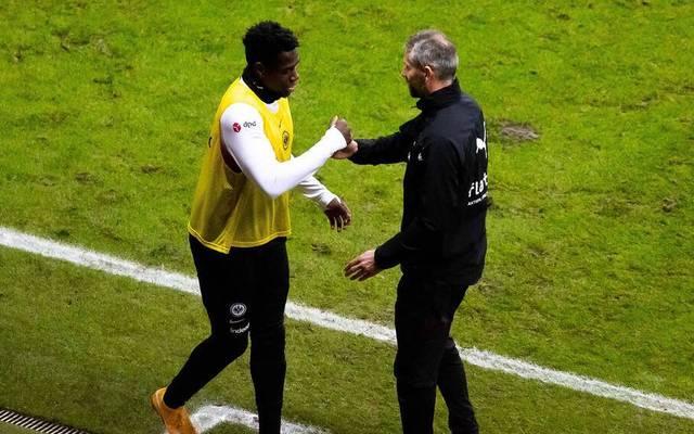 Marco Rose setzte gegen den BVB auf Breel Embolo