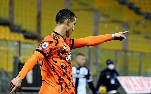 Cristiano Ronaldo sorgt mal wieder für einen Sieg