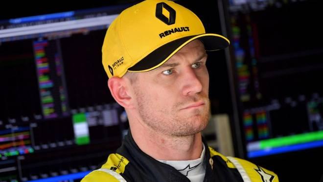 Nico Hülkenberg könnte 2020 im Haas-Cockpit sitzen