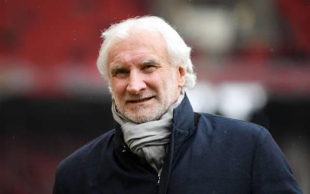 Rudi Völler spricht über die Lage bei Werder Bremen