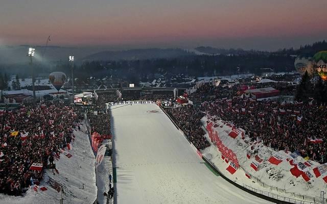 Der Weltcup im Skispringen wird nach Zakopane zurückkehren