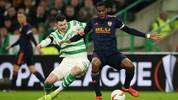 Celtic v Valencia - UEFA Europa League Round of 32: First Leg