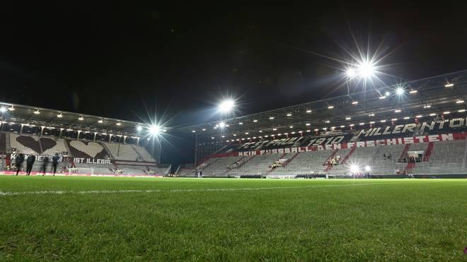 Über eine halbe Millionen Euro beträgt der Verlust des FC St. Pauli