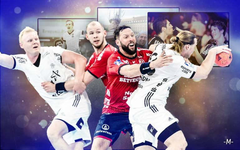 Showdown in der Handball-Bundesliga! Am Sonntag entscheidet sich, wer die deutsche Meisterschaft gewinnt. Die SG Flensburg-Handewitt führt vor dem letzten Spieltag mit zwei Zählern Vorsprung auf den THW Kiel. Beide waren schon häufiger Teil eines Dramas. SPORT1 blickt auf die spannendsten Titelentscheidungen zurück