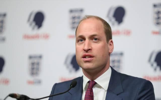 FA-Präsident Prinz William