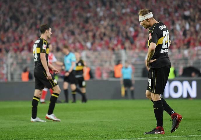 Der Super-GAU ist eingetreten, der VfB Stuttgart steigt zum zweiten Mal innerhalb von drei Jahren in die 2. Bundesliga ab. Der Abstieg reißt ein Loch ins Herz der Schwaben - nicht nur ein emotionales, sondern auch ein finanzielles