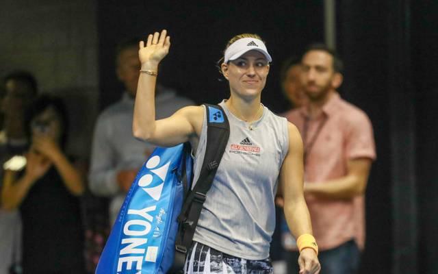 Angelique Kerber verzichtet auf das Finale in Honolulu
