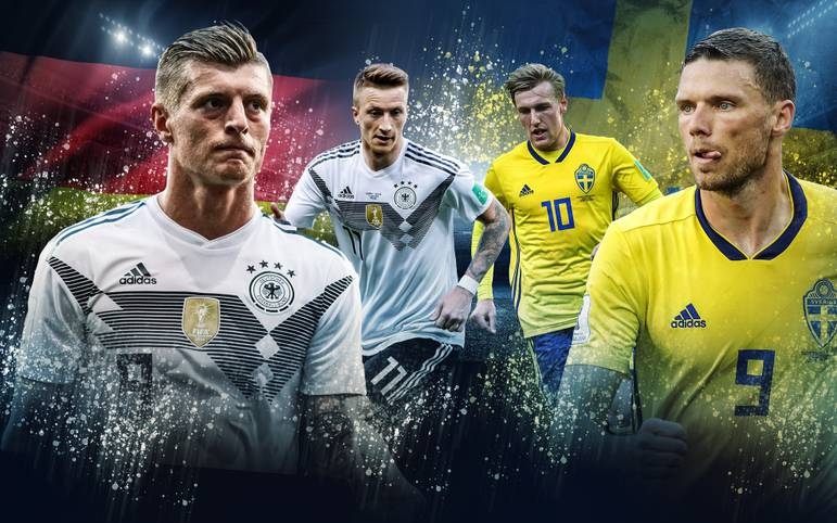 Für Deutschland geht es im zweiten Gruppenspiel gegen Schweden (ab 20 Uhr im LIVETICKER, Video-Highlights 45 Minuten nach dem Spiel) schon um alles. SPORT1 vergleicht beide Nationalmannschaften im Head-to-Head