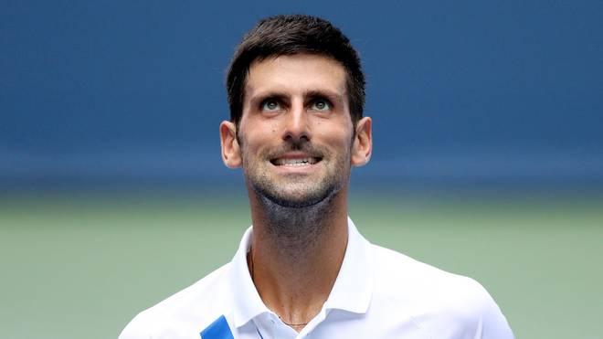 Es war ein hartes Stück Arbeit für Novak Djokovic