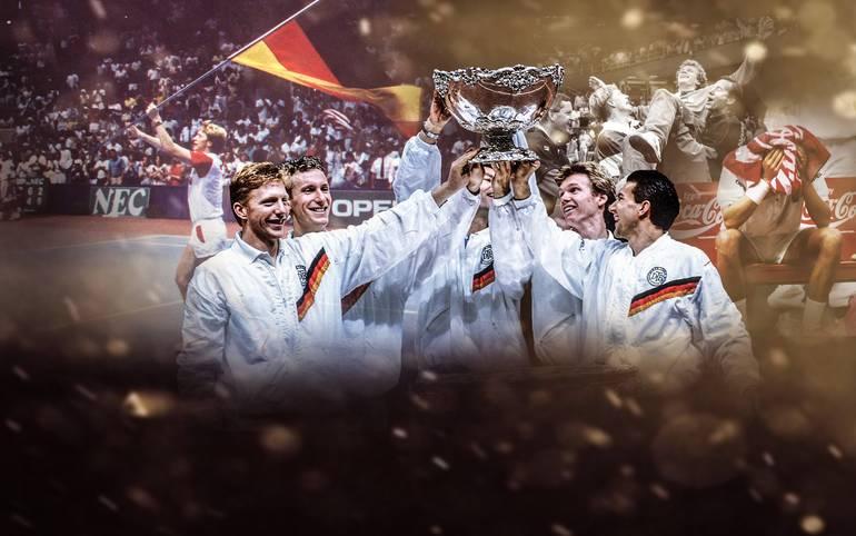 Die Tradition des Davis Cup ist beerdigt. 2018 findet das letzte Finale des geschichtsträchtigen Nationenwettbewerbs in seiner traditionellen Form statt. Am 5. Dezember 1993 gewinnt Deutschland letztmals den Cup. SPORT1 blickt auf die größten Davis-Cup-Schlachten der deutschen Teams zurück