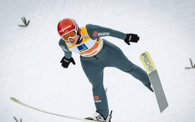 Katharina Althaus forderte zuletzt eine Frauen-Tournee
