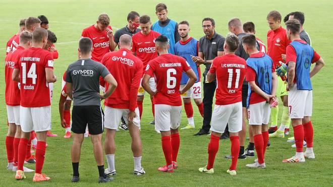 Der 1. FC Kaiserslautern setzte sich mit Landespokal gegen Waldalgesheim durch