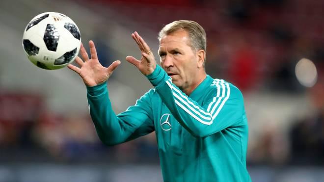 Hertha BSC: Andreas Köpke wird Torwarttrainer