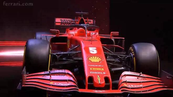 Der neue Ferrari SF1000 für die Formel-1-Saison 2020