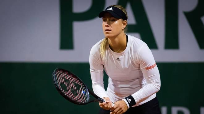 Angelique Kerber ist bei den French Open in der ersten Runde rausgeflogen.