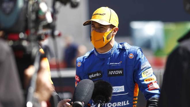 Daniel Ricciardo gehörte nach dem Qualifying zum Portugal-GP zu den unglücklichsten Piloten