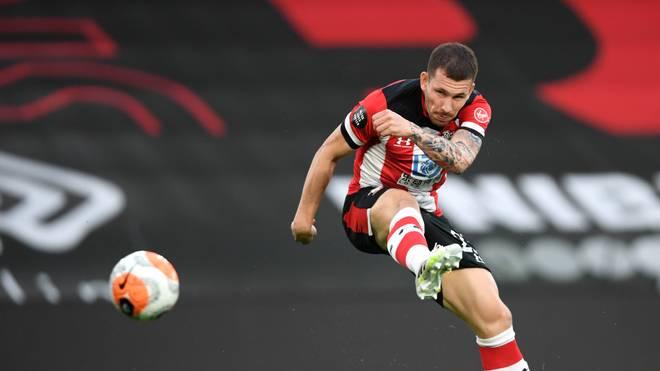 Pierre-Emile Höjbjerg steht noch beim FC Southampton unter Vertrag
