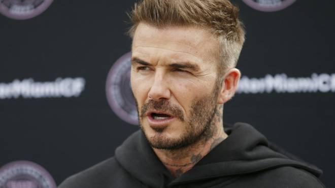 David Beckham ist Miteigentümer von Inter Miami