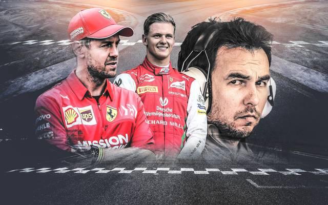 Nach dem Wechsel von Sebastian Vettel sind noch wenige Cockpits frei