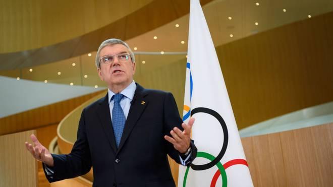 IOC-Präsident Thomas Bach sieht sich Kritik der Athleten ausgesetzt