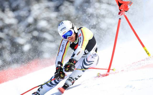 Linus Strasser feierte im Slalom einen Saisonsieg