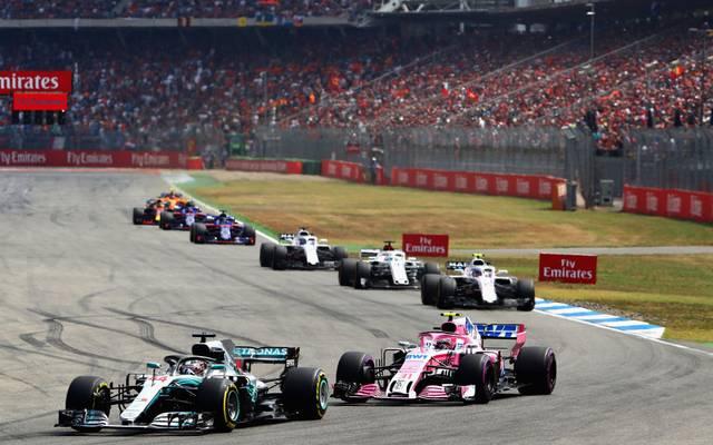 In Hockenheim könnte 2020 doch noch ein Formel-1-Rennen stattfinden