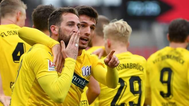 Osnabrück holte nach neun Spielen wieder einen Punkt
