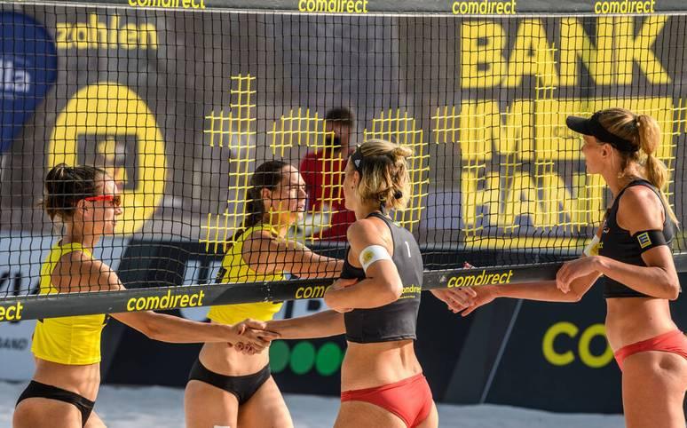 Es ist soweit: Die deutschen Beachvolleyball-Stars sind bei den Deutschen Meisterschaften in Timmendorfer Strand (LIVE im TV auf SPORT1 und im Stream) angekommen. Nun geht es um den Titel