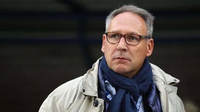 Rüdiger Fritsch ist Präsident von Darmstadt 98