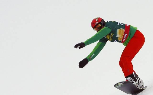 Die deutschen Snowboardcrosser verfehlen ihre Ziele bislang