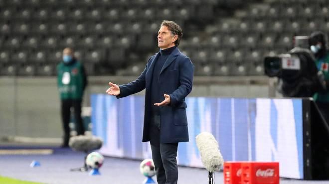 Bruno Labbadia und die Hertha taten sich auf dem Transfermarkt bisher ohnehin schon schwer