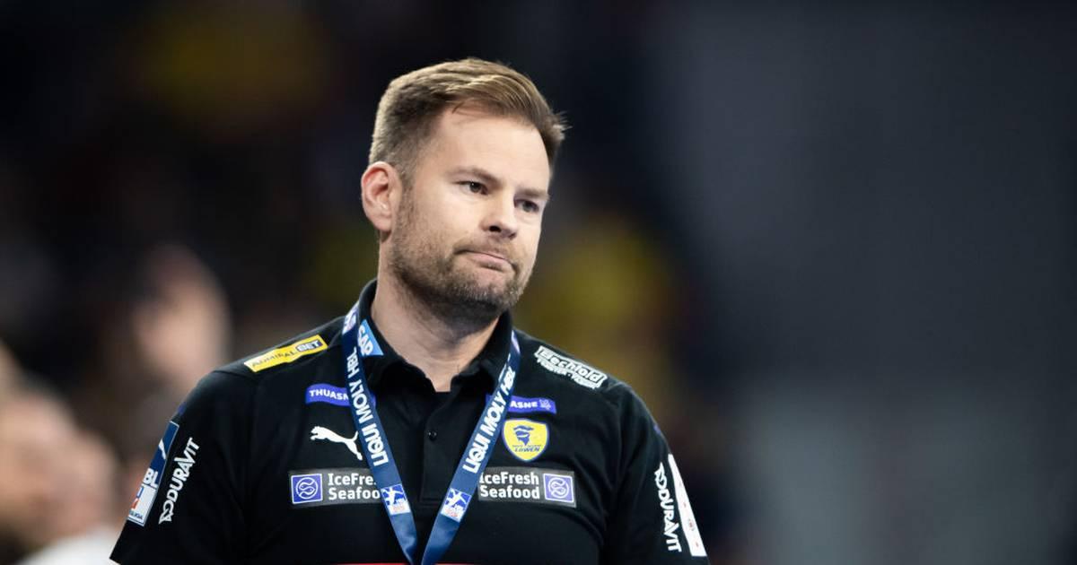Handball: Rhein-Neckar Löwen trennen sich von Kristján Andrésson
