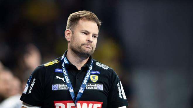 Kristjan Andresson ist nicht länger Trainer der Rhein-Neckar Löwen
