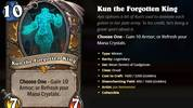 Hearthstone Kun the Forgotten King
