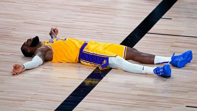 LeBron James hat mit den Los Angeles Lakers Spiel 1 der Playoffs gegen die Portland Trail Blazers verloren