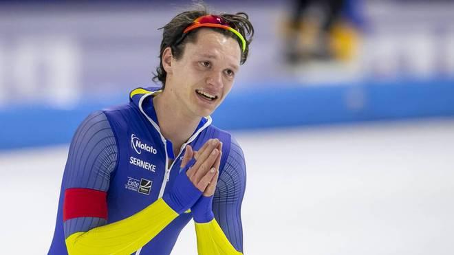 Nils van der Poel lief Weltrekord