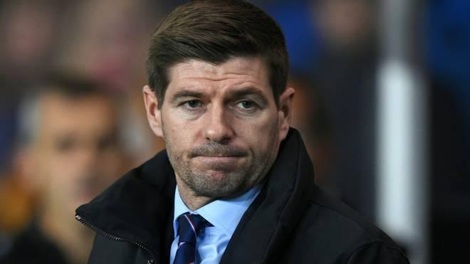 Steven Gerrard hat mit den Glasgow Rangers den Double-Traum verspielt