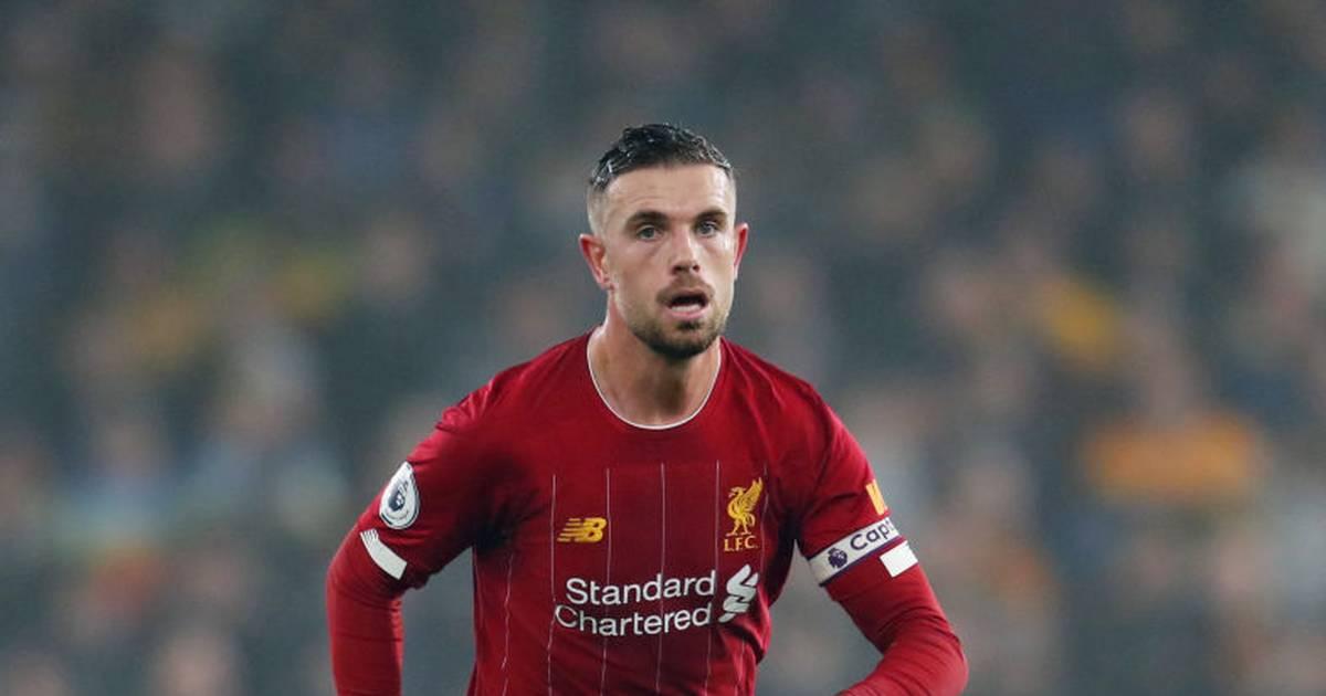 FC Liverpool: Jordan Henderson fällt für Rest der Saison aus
