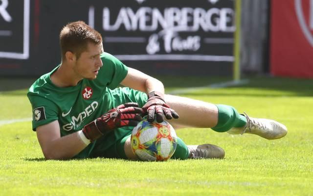 Lennart Grill wechelste schon in der Jugend nach Kaiserslautern