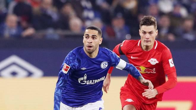 Omar Mascarell spielt 2018 beim FC Schalke