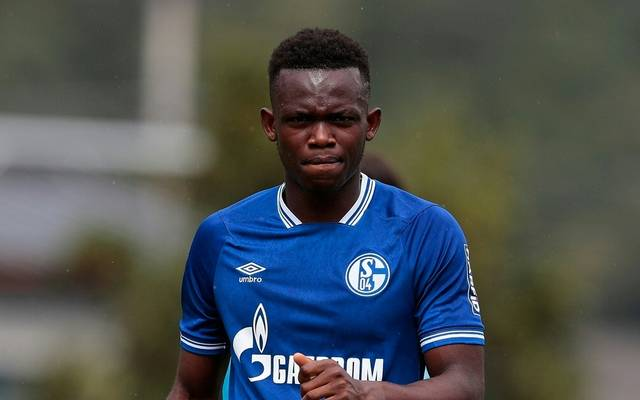 Schalke verleiht Rabbi Matondo an Stoke City