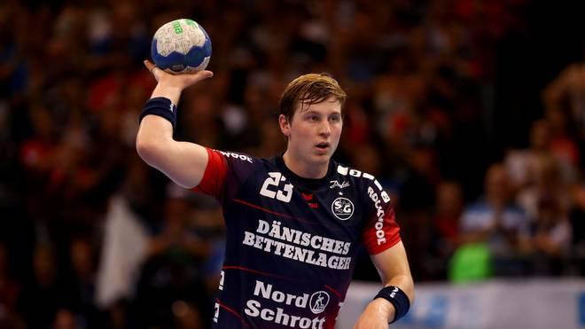 Goeran Johannessen trifft mit Flensburg auf Magdeburg