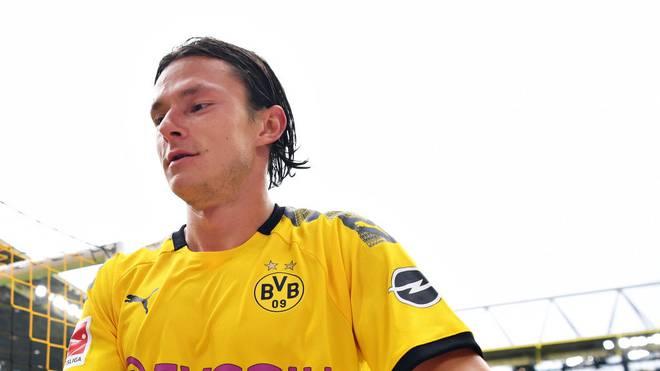 BVB-Verteidiger Nico Schulz muss in Frankfurt aussetzen