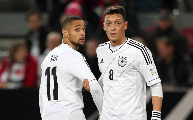 Sidney Sam spielte einst mit Mesut Özil in der deutschen Nationalmannschaft zusammen