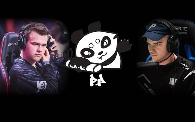 KheZu und skiter sind die beiden Neuzugänge bei den PandaS